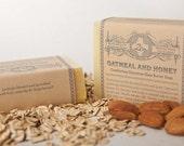 Oatmeal Honey Glycerine Shea Butter Soap Made by Nuns