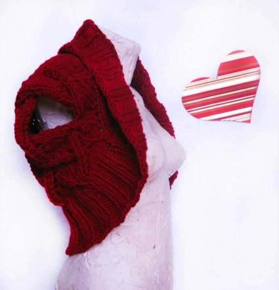 Raspberry hand knitted shrug. Hand knitted shrug. Boho sleeves. Shrug knitted. Autumn, winter warm shrug.
