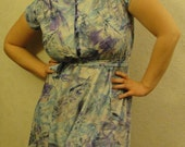 Paintbrush Summer Dress