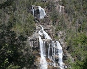 Whitewater Falls - North Carolina Water Falls