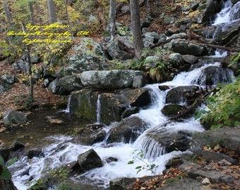 Crabtree Falls - Blue Ridge Parkway - Virginia