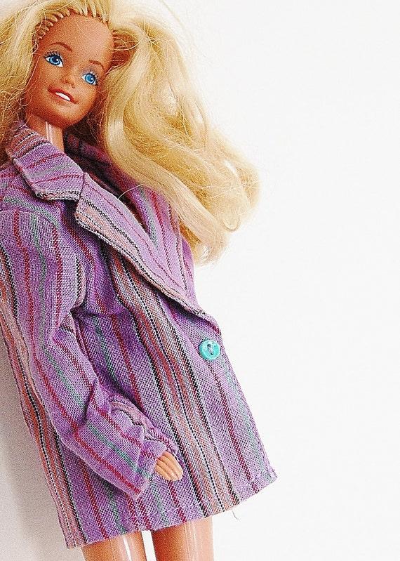 JEM RIO Purple Doll Jacket
