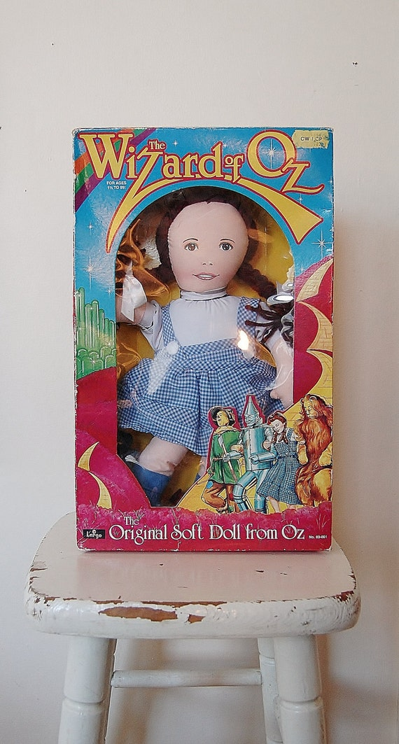 The Wizard Of Oz Doll Dorothy Soft Toy