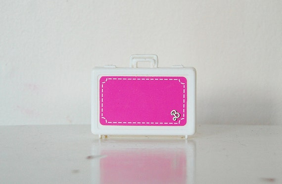 Barbie Doll Accessories Suitcase Blythe