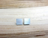 Minimalist Earrings Contemporary Industrial Jewelry