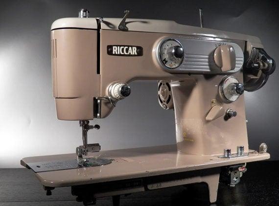 riccar sewing machine repair