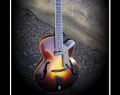 Jazz Neo Archtop Guitar Personalized