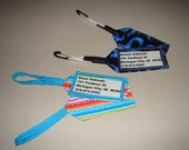 Various Colors - Luggage Tags
