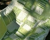 Green Gardens Indoor/Outdoor Quilt