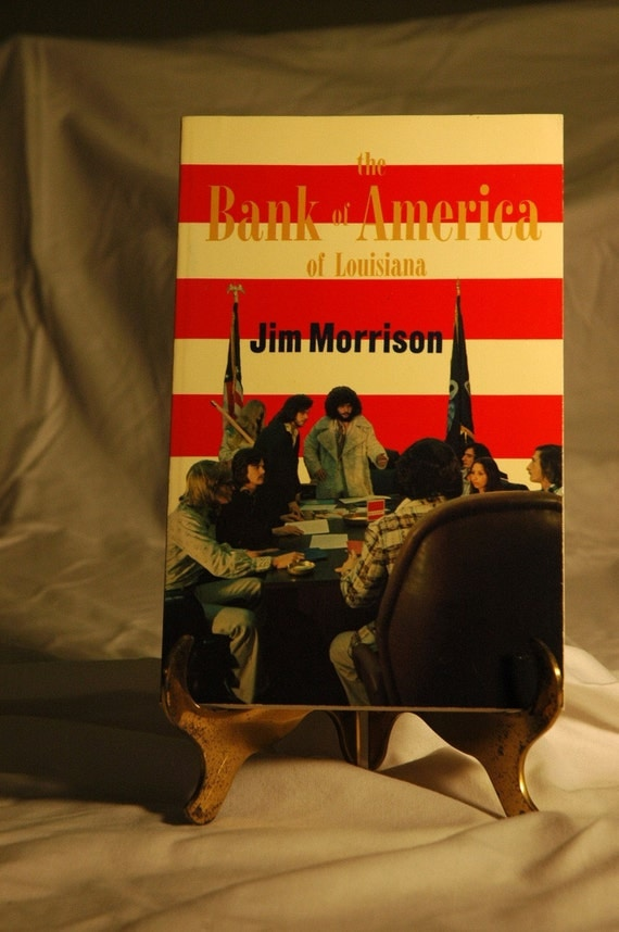 the Bank of America of Louisiana by Jim Morrison