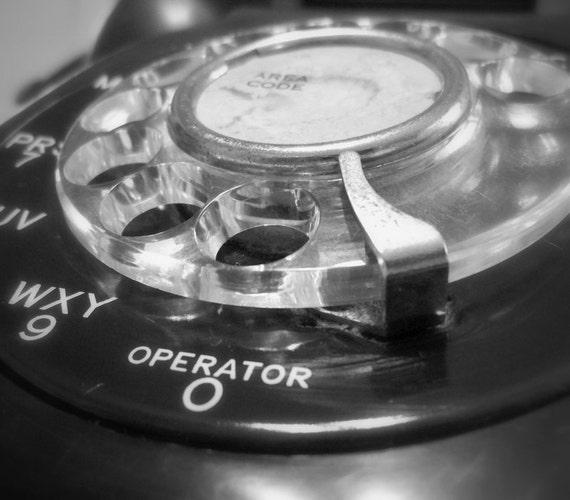 Antique Bakelite Stromberg-Carlson Phone. Hardwired for Modern Wall Jack.
