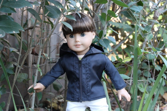 The Katniss Jacket for American Girl or Other 18 Inch dolls