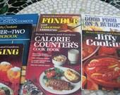 Vintage Better Homes and Gardens cookbooks