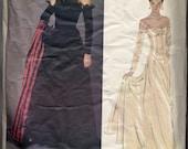 Vogue, 2604 pattern, Paris original, Nina Ricci, evening dress
