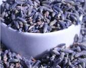 1 cup Lavender Flower Buds, organic, bulk package