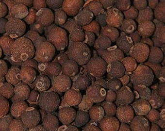2 Cups Whole Organic Allspice Berries - use for mulling spice, potpourri and more