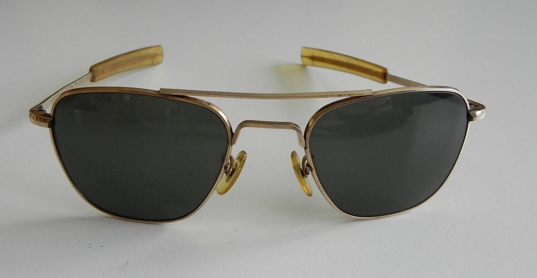 Original American Optical WELD COOL Cobalt #12 lens - WeldingWeb