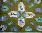 Vintage Peg Thomas (Tammis Keefe) Handkerchief