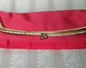Vintage Harry Levine Clutch and Coin Purse