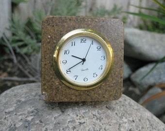 Cube desk clock - SAVED FOR CHERYL