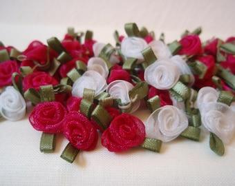 Roses Organza Red 20 pcs.