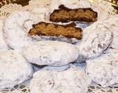 Oma Gisi's Peanut Butter Chocolate Fudge Cookies (Box of 12)