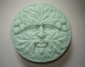 Green  Man soap- Vegan Glycerin Soap