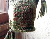 LYRA - Knit Hood for Kids 2T-8