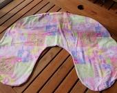 """Washable Slip Cover for  Nursing Pillows """"Boppy Style"""""""
