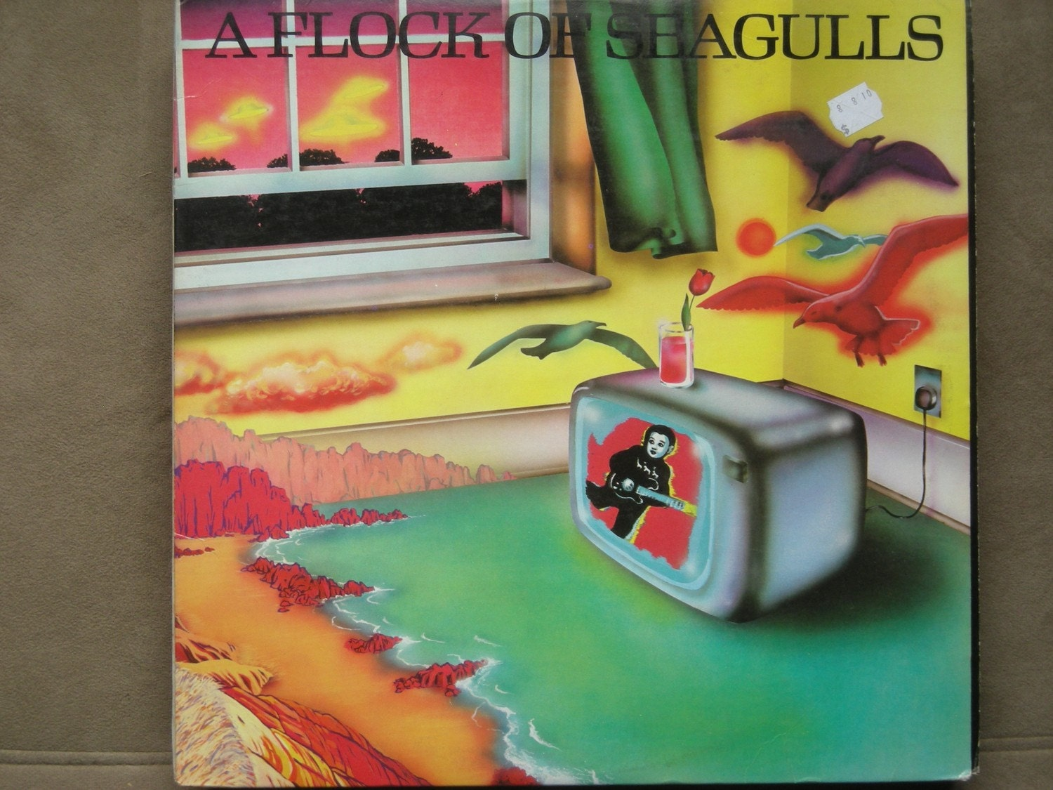 A Flock Of Seagulls vinyl LP Self-Titled NM by McKown13Records