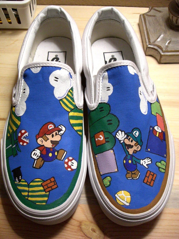 Vans Mario Shoes Uk