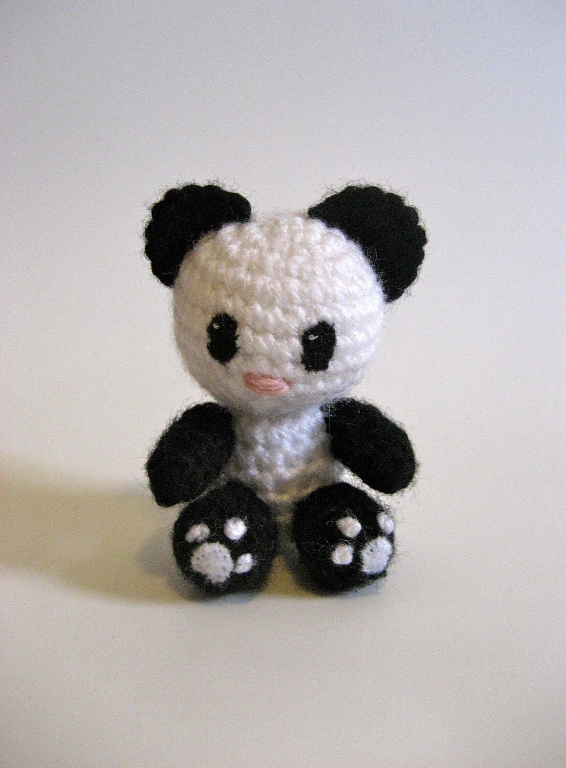 Amigurumi Patterns Panda Bear : 404 (Page Not Found) Error - Ever feel like youre in the ...