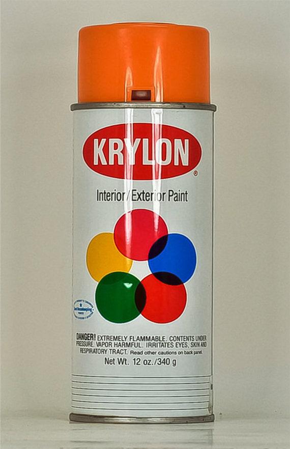 Vintage Krylon Spray Paint Sale Saiferpedalur52
