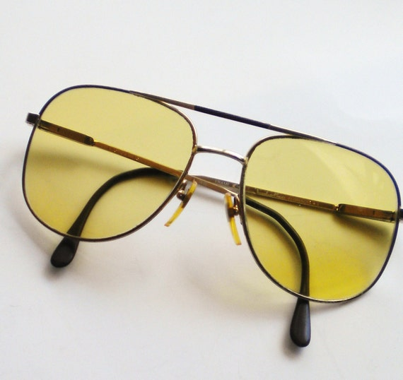 Pucci Designer Yellow Lens Sunglasses By Normajeanscloset