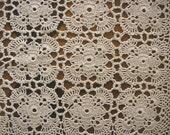 Crochet Doily Rectangle Table Piece