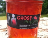 Ghost Pepper Jam
