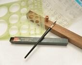Vintage K&E Brass Drafting Ink Lettering Pen - Barch-Payzant 3224-4