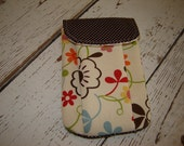 Freebird Dots Pleated Pouch
