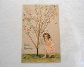 Antique Easter Postcard 1907