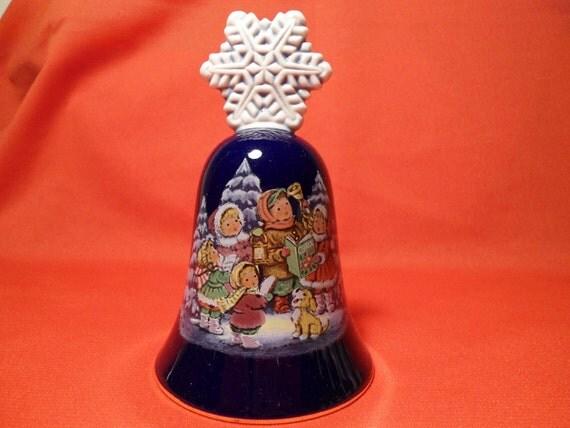 Avon Christmas Bell 1987