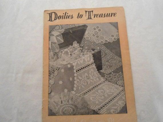 Doilies To Treasure