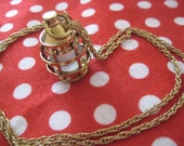 Nautical Lights Necklace