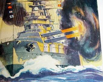 The Drama of US BATTLESHIPS at WAR