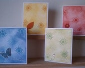 All Occasion Greeting Card Assortment-- Bright Sunburst Design