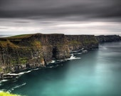 "Cliffs of Moher - Irish Landscapes - Photo Print of Ireland - 18""X12"" print"