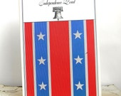 Independence Bond commemorative 25% Cotton Writing Paper for Stationary Correspondence
