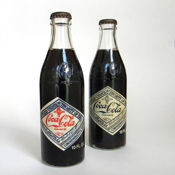 vintage coca cola bottles unopened. Black Bedroom Furniture Sets. Home Design Ideas