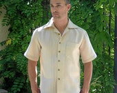 Sample Sale Mens Safari Shirt 1930's Inspired
