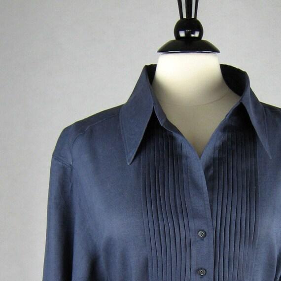 Shirt dress with sash for Stephanie