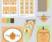 Pumpkin Party Package